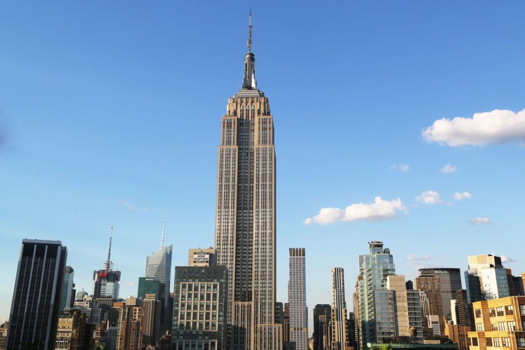 Empire State Building v New Yorku | zhukovsky/123RF.com