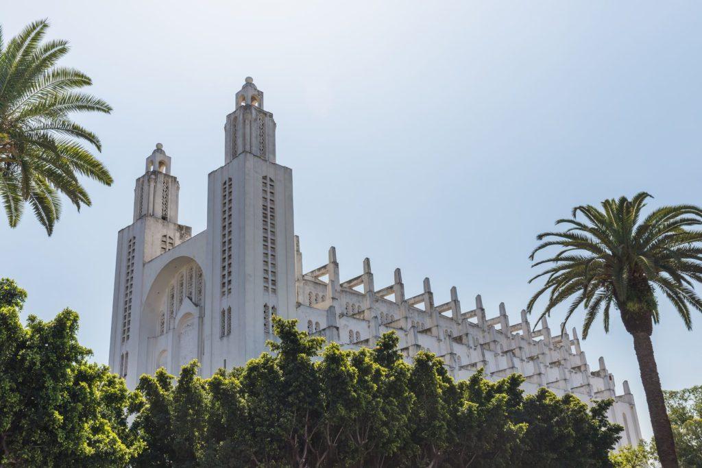 Katedrála Sacre Coeur v Casablance | kessudap/123RF.com