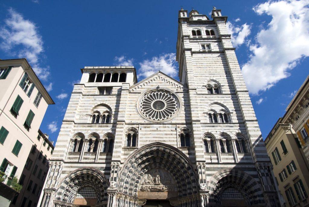 Katedrála San Lorenzo v Janově | dimitrisurkov/123RF.com