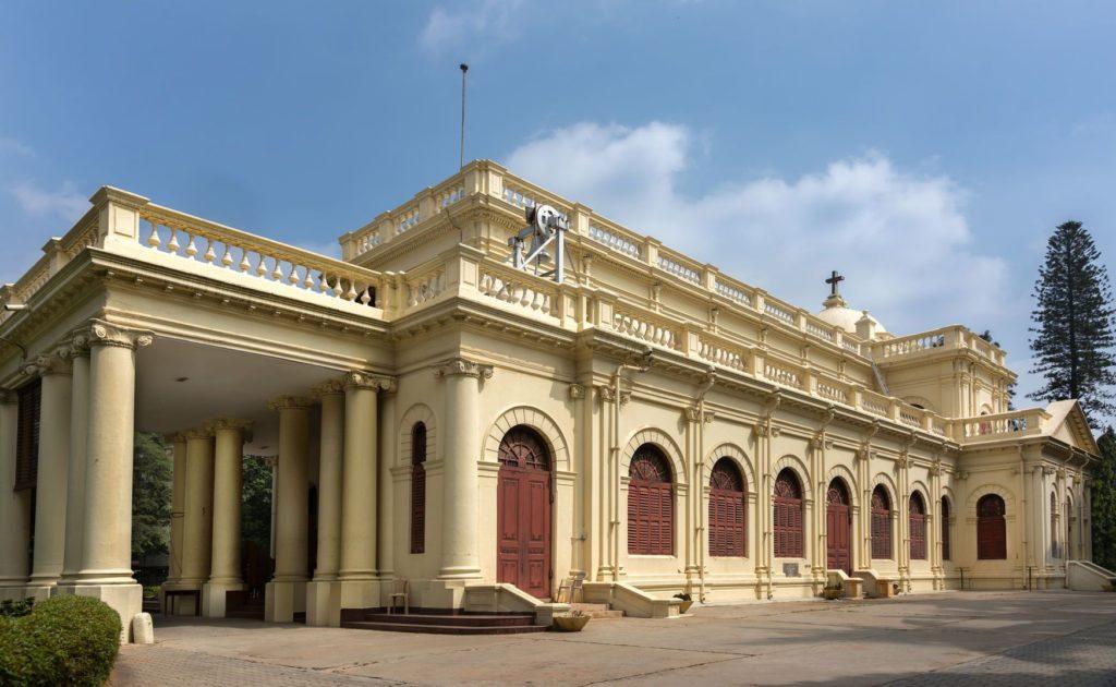 Katedrála svatého Marka v Bengalúru | fincioenj/123RF.com
