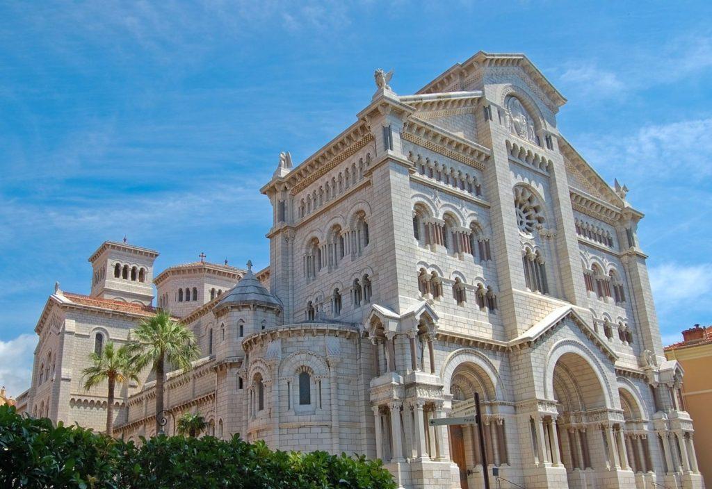 Katedrála svatého Mikuláše v Monaku | venakr/123RF.com