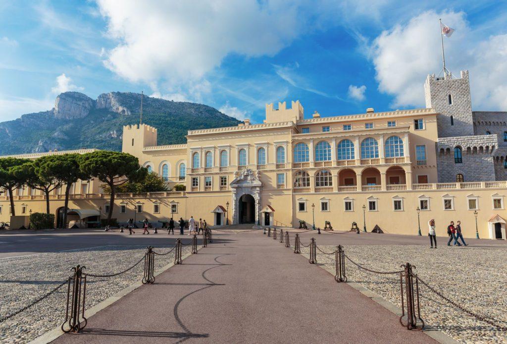 Knížecí palác v Monaku | server/123RF.com