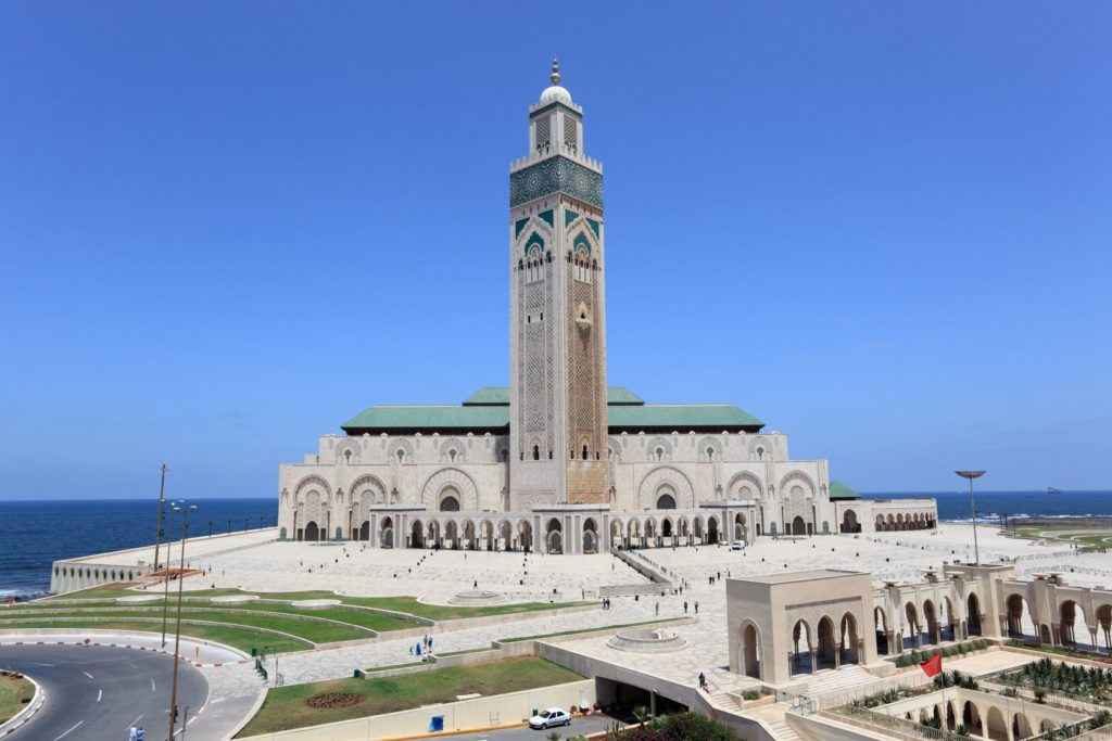Mešita Hasana II. v Casablance | philipus/123RF.com