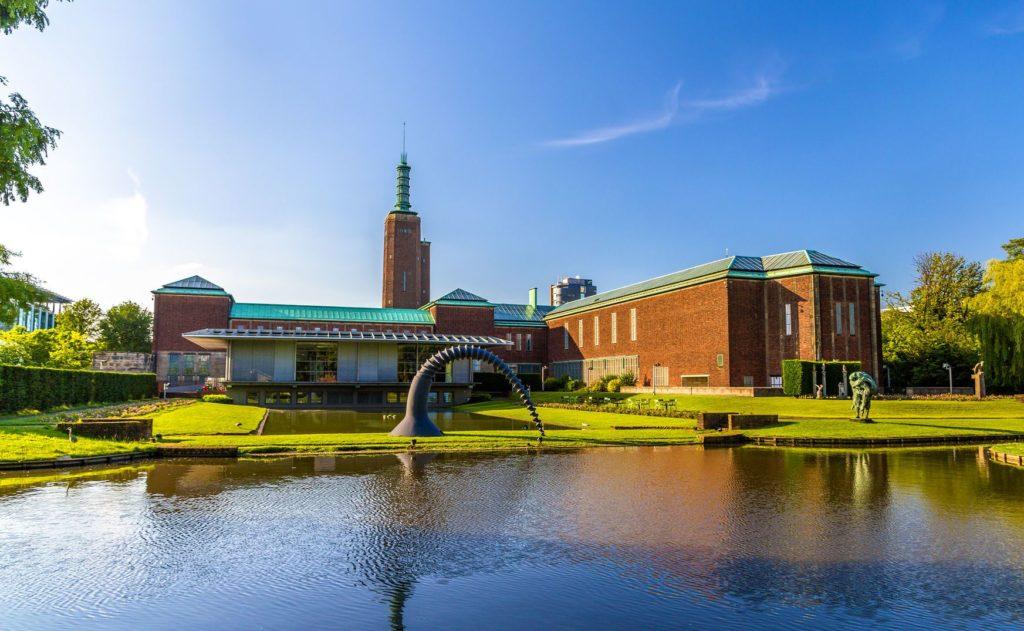 Museum Boijmans van Beuningen v Rotterdamu | elec/123RF.com
