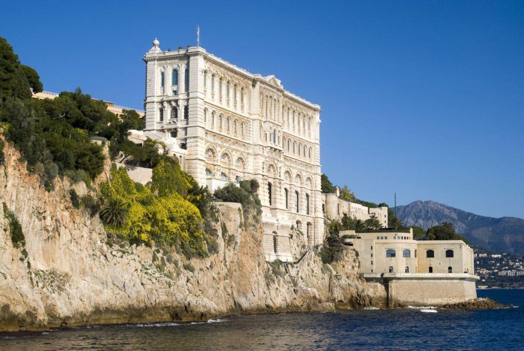 Oceánografické muzeum v Monaku | dimitrisurkov/123RF.com