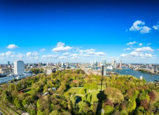 Panorama nizozemského Rotterdamu | jovannig/123RF.com
