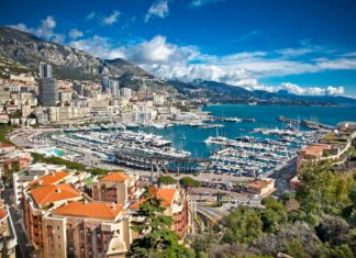 Panoramatický výhled na Monako | master2/123RF.com