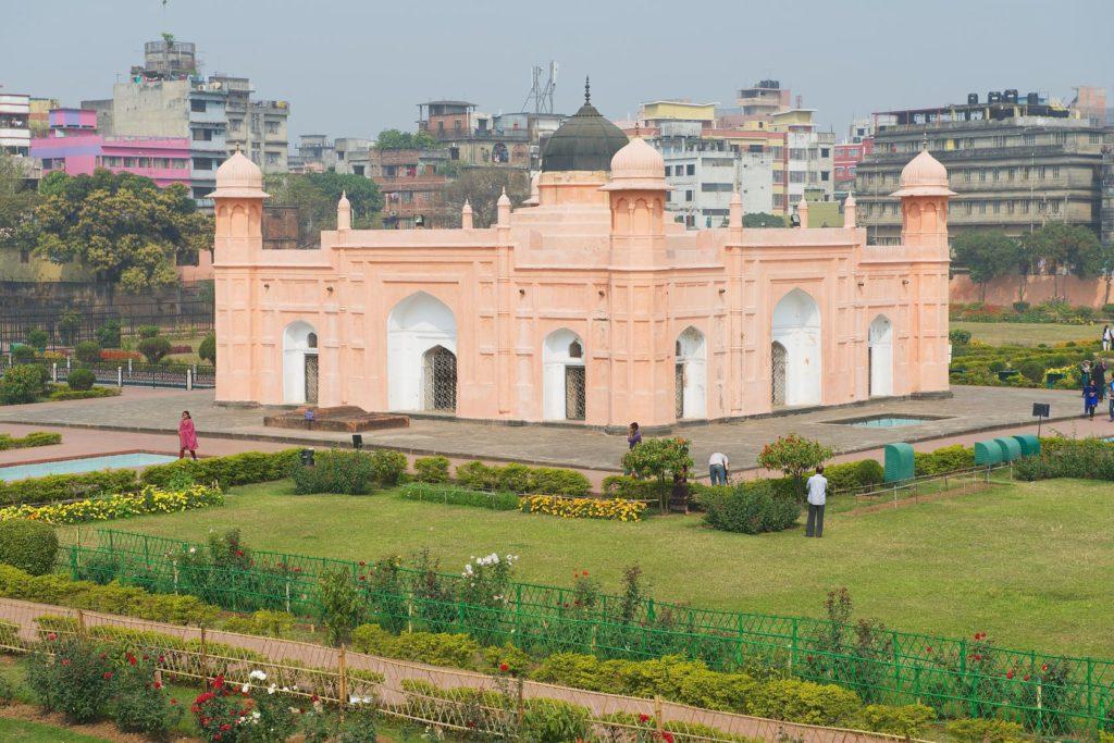 Pevnost Lalbagh v Dháce | dchulov/123RF.com