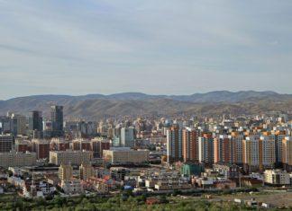 Pohled na Ulánbátar v Mongolsku | fightbegin/123RF.com