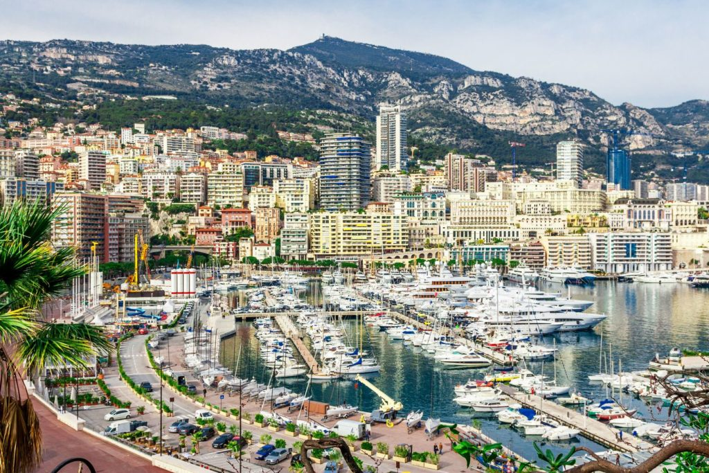 Port de Monaco v La Condamine v Monaku | kerenby/123RF.com
