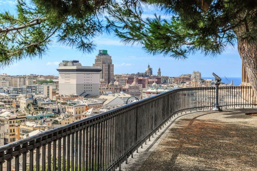 Terasa Spianata Castelletto v Janově | garsya/123RF.com