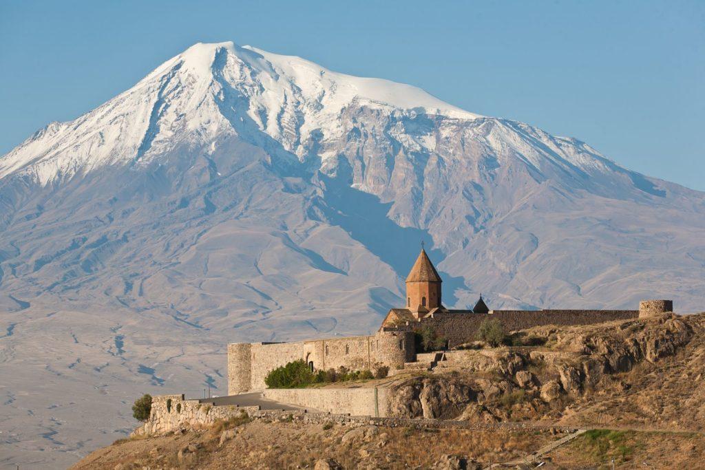 Arménský klášter Khor Virap | alex_ishchenko/123RF.com