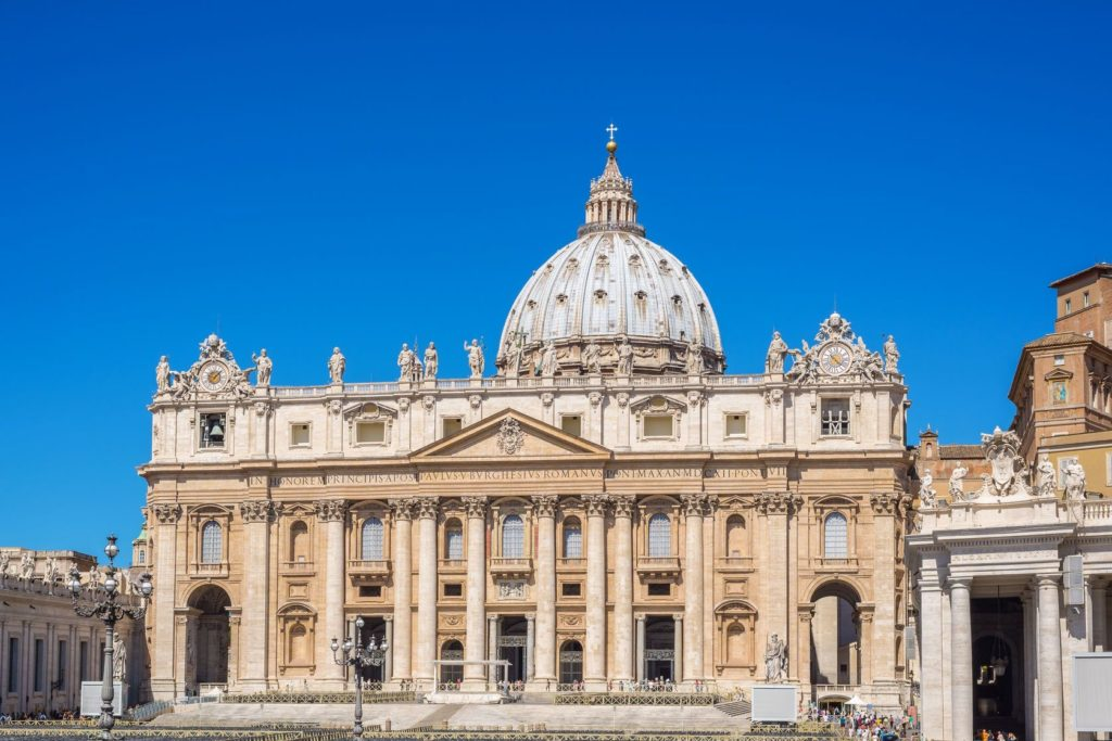 Bazilika svatého Petra ve Vatikánu | noppasinw/123RF.com