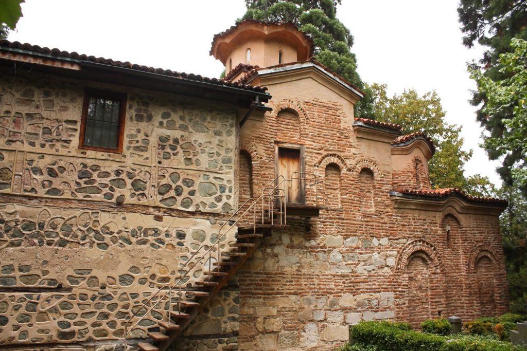 Bojanský kostel v Bulharsku   flaperval/123RF.com