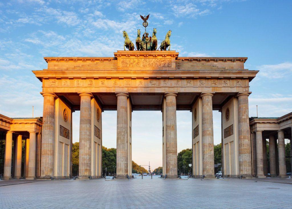 Braniborská brána v Berlíně | tomas1111/123RF.com