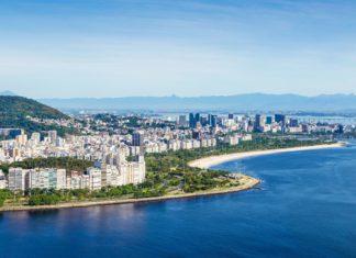Brazilské pobřeží v Rio de Janeiru | filipefrazao/123RF.com