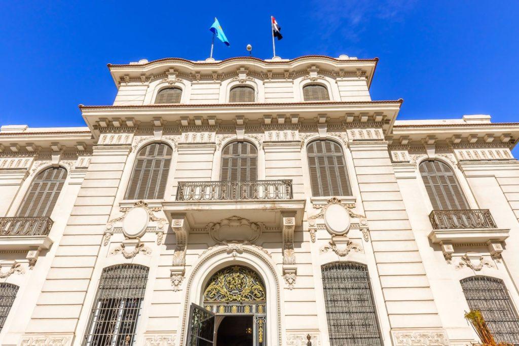 Budova Alexandrijského národního muzea v Egyptě | mark52/123RF.com