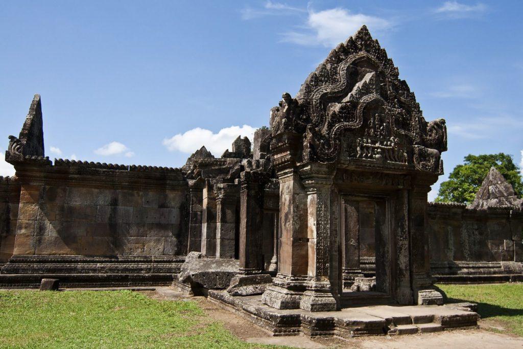 Chrám Preah Vihear v Kambodže | artist1704/123RF.com