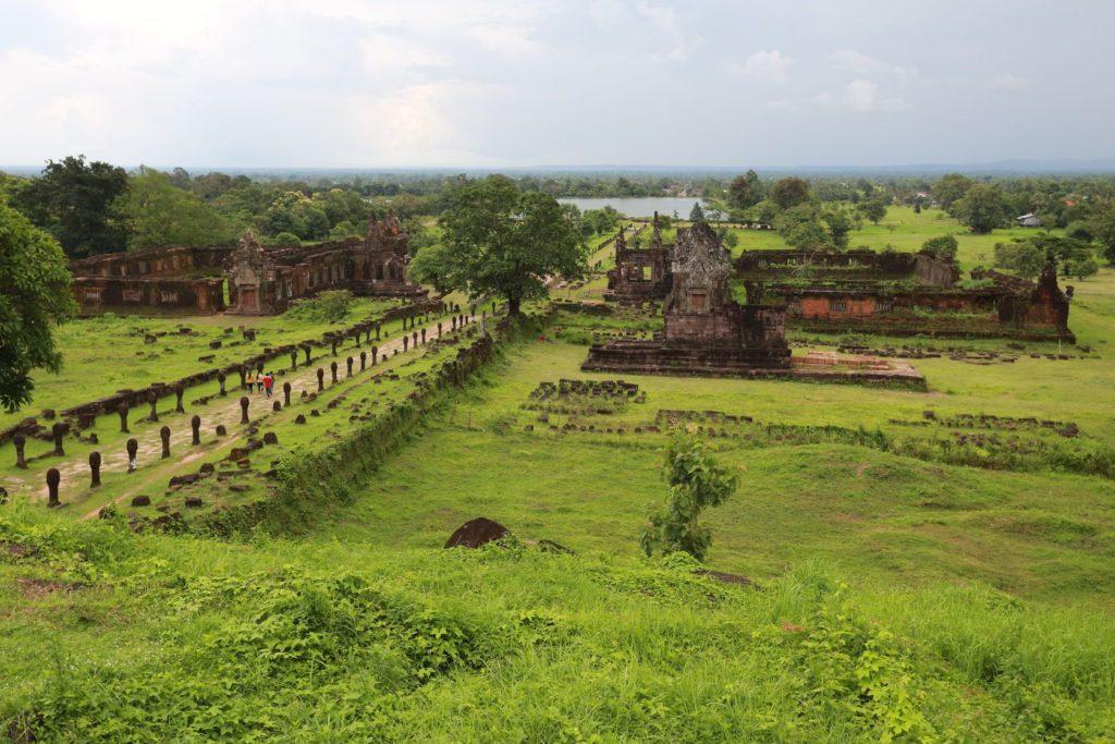 Chrámový komplex Vat Phou v Laosu | pantkmutt/123RF.com
