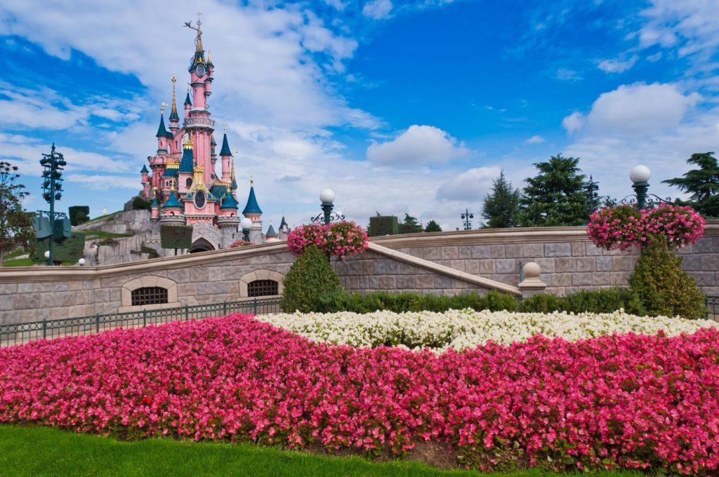 Disneyland ve Francii | cariddi/123RF.com