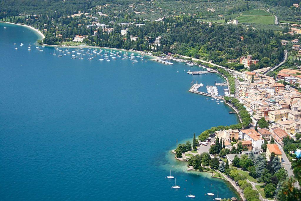Gardské jezero v Itálii | federicoriz/123RF.com