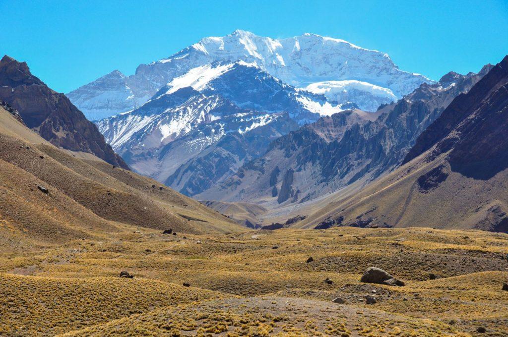 Hora Aconcagua v Argentině | brizardh/123RF.com