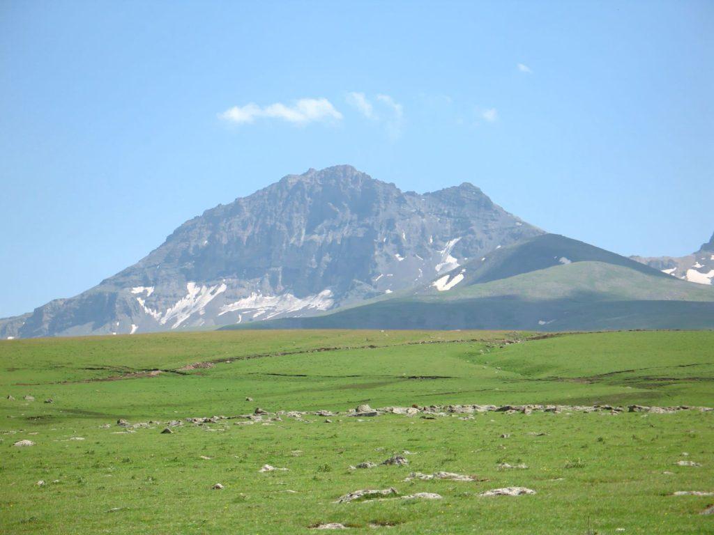 Hora Aragat v Arménii | galstyan/123RF.com
