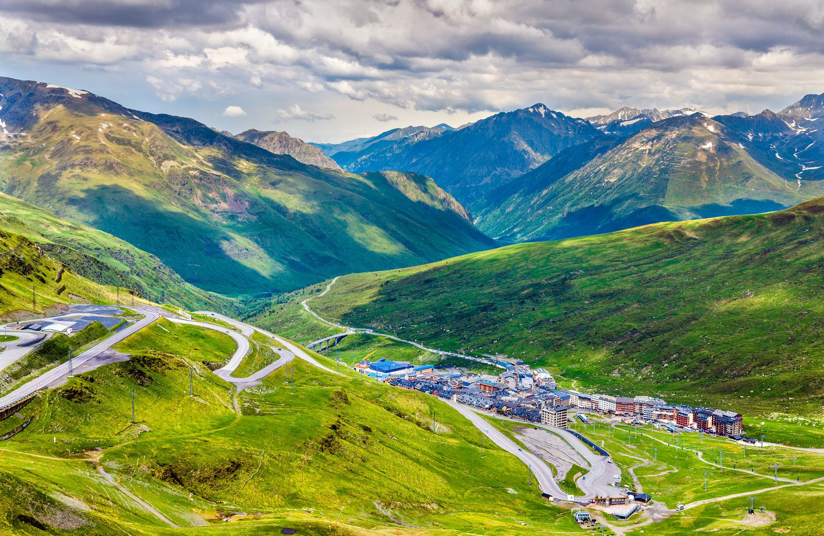 Horská krajina v Andoře | elec/123RF.com