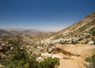 Horská krajina v Jordánsku | piccia/123RF.com