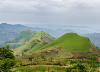 Horská krajina v Kamerunu | wootan51/123RF.com