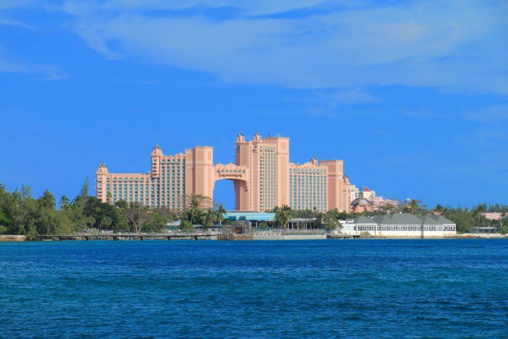 Hotel Atlantis na Paradise Island v Nassau | worachatsodsri/123RF.com