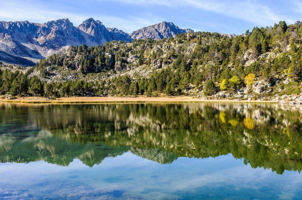 Jezero Pessons v Andoře | kovgabor79/123RF.com
