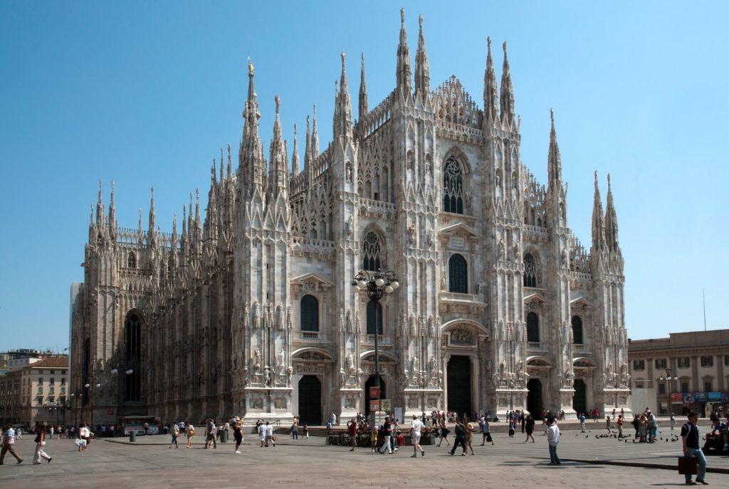 Katedrála Narození Panny Marie v Miláně | morenosoppelsa/123RF.com
