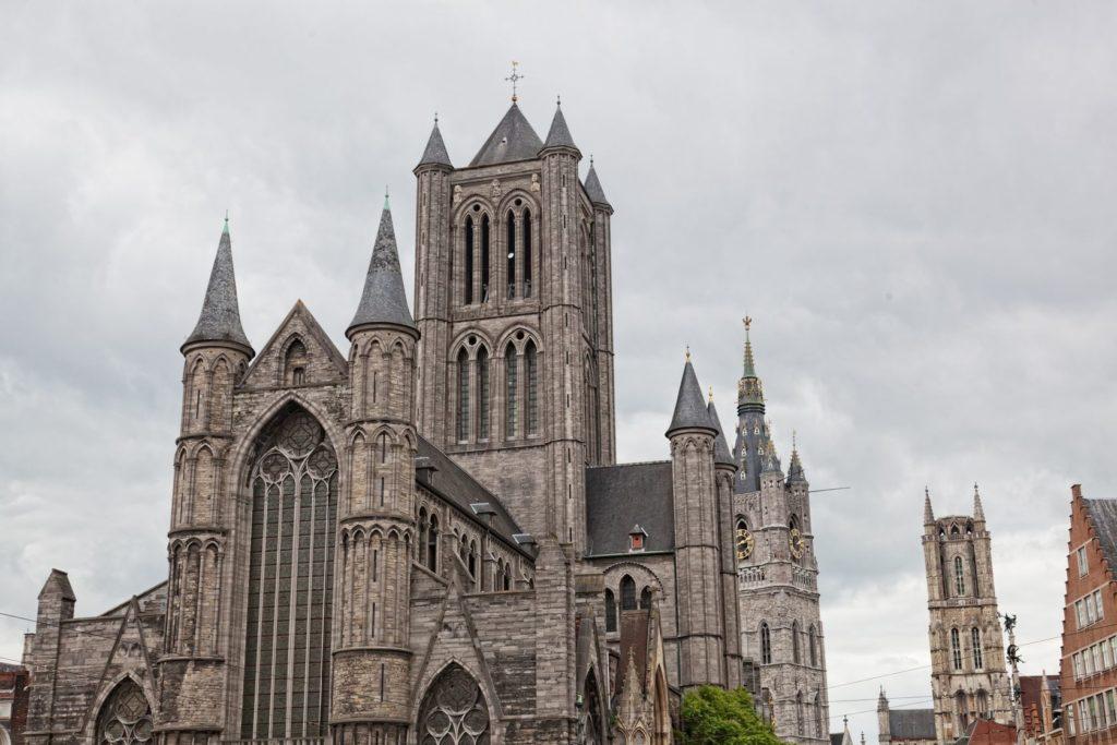 Katedrála svatého Bavona v Gentu | lenor/123RF.com