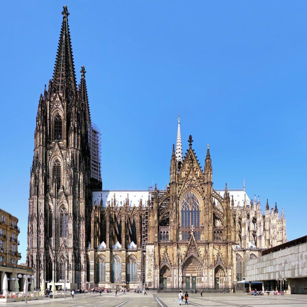 Katedrála svatého Petra v Kolíně nad Rýnem | klug/123RF.com