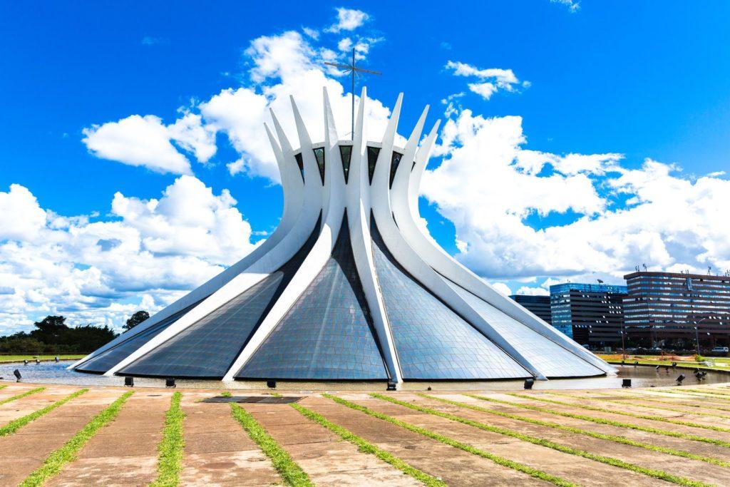 Katedrála Zjevení Panny Marie ve městě Brasília   filipefrazao/123RF.com