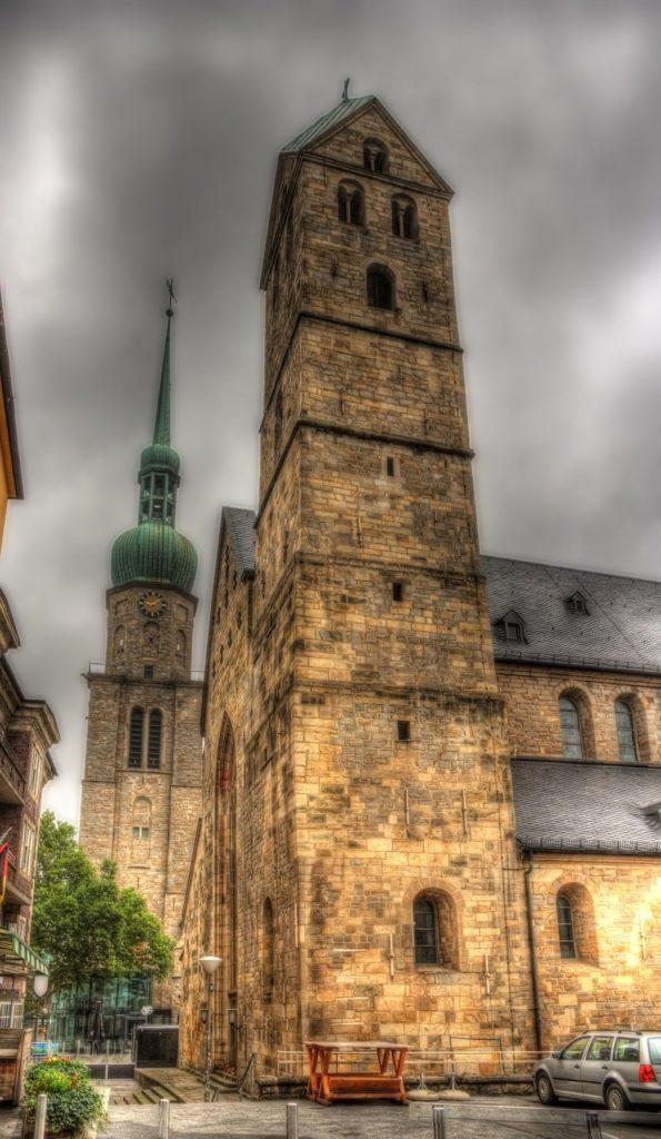 Kostel Marienkirche v německém Dortmundu | elec/123RF.com