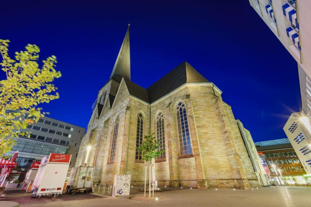 Kostel Petrikirche v Dortmundu | kitleong/123RF.com