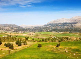 Krajina Andalusie v jižním Španělsku | rognar/123RF.com