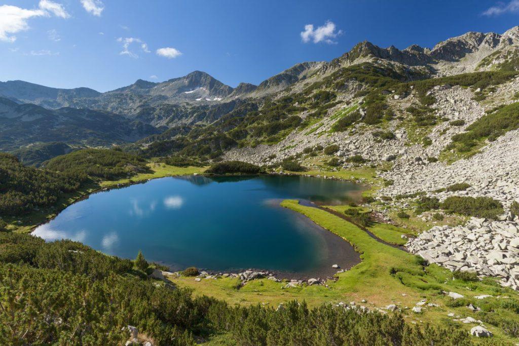Krajina Národního parku Pirin v Bulharsku   rashica/123RF.com