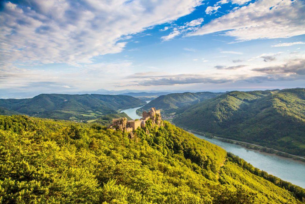 Krajina Údolí Wachau v Rakousku | jakobradlgruber/123RF.com