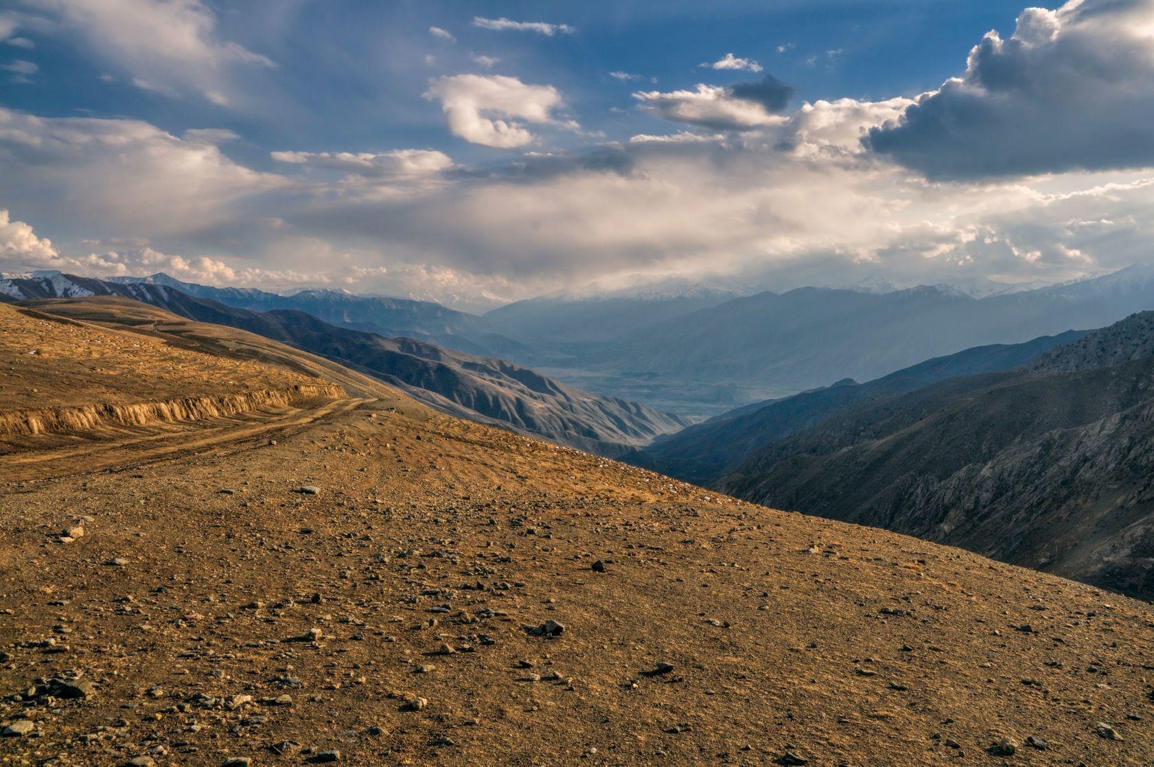 Krajina v Afghánistánu | michalknitl/123RF.com