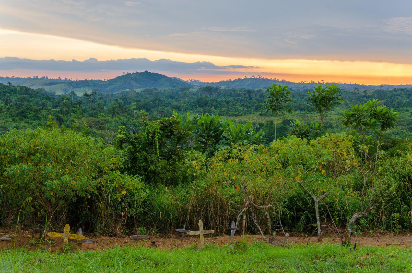 Krajina v Demokratické republice Kongo | wootan51/123RF.com