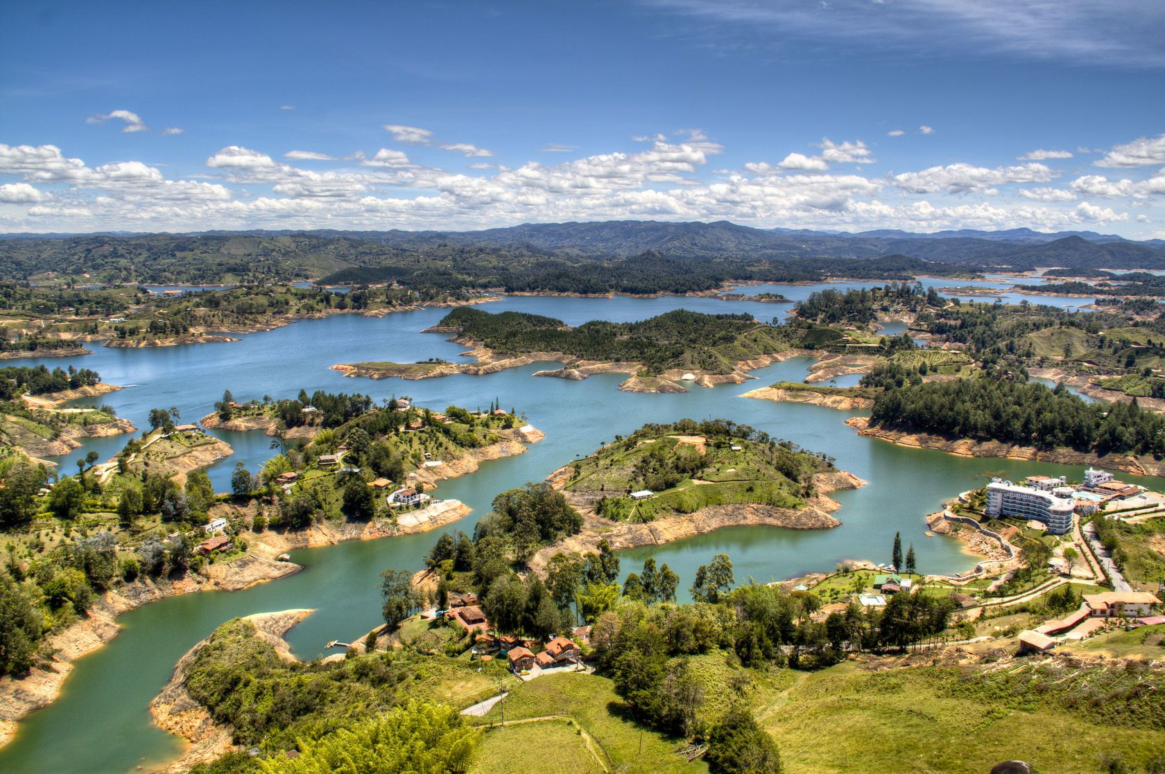 Krajina v jihoamerické Kolumbii | waldorf27/123RF.com