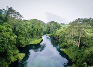 Krajina v Konžské republice   edeantoine/123RF.com