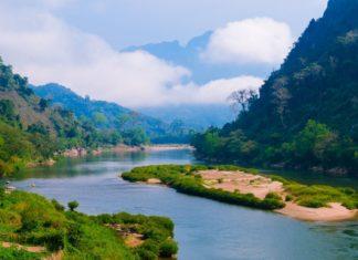Krajina v Laosu | lkunl/123RF.com