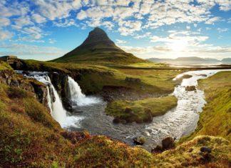 Krásná islandská krajina | tomas1111/123RF.com