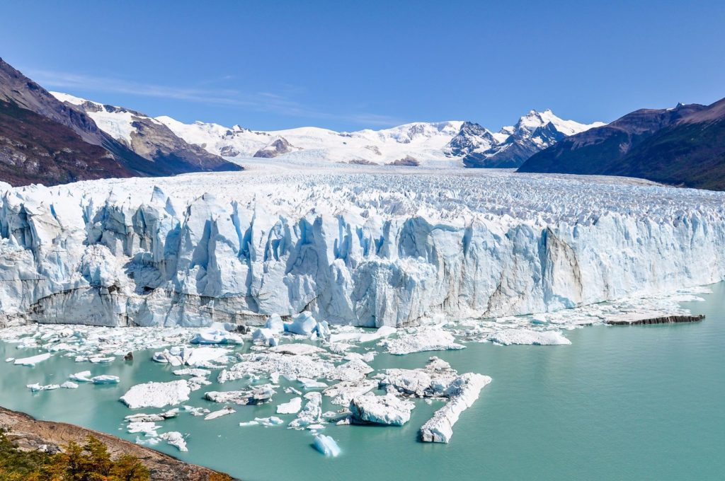 Ledovec Perito Moreno v Argentině | kovgabor79/123RF.com