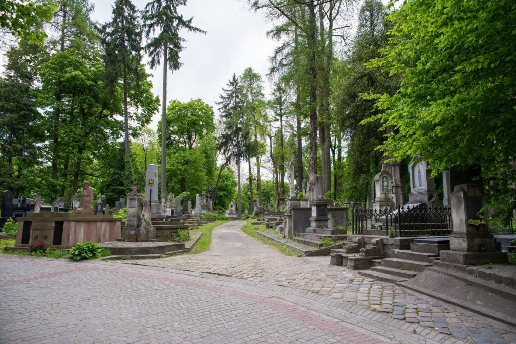 Lyčakovský hřbitov ve Lvově | badahos/123RF.com