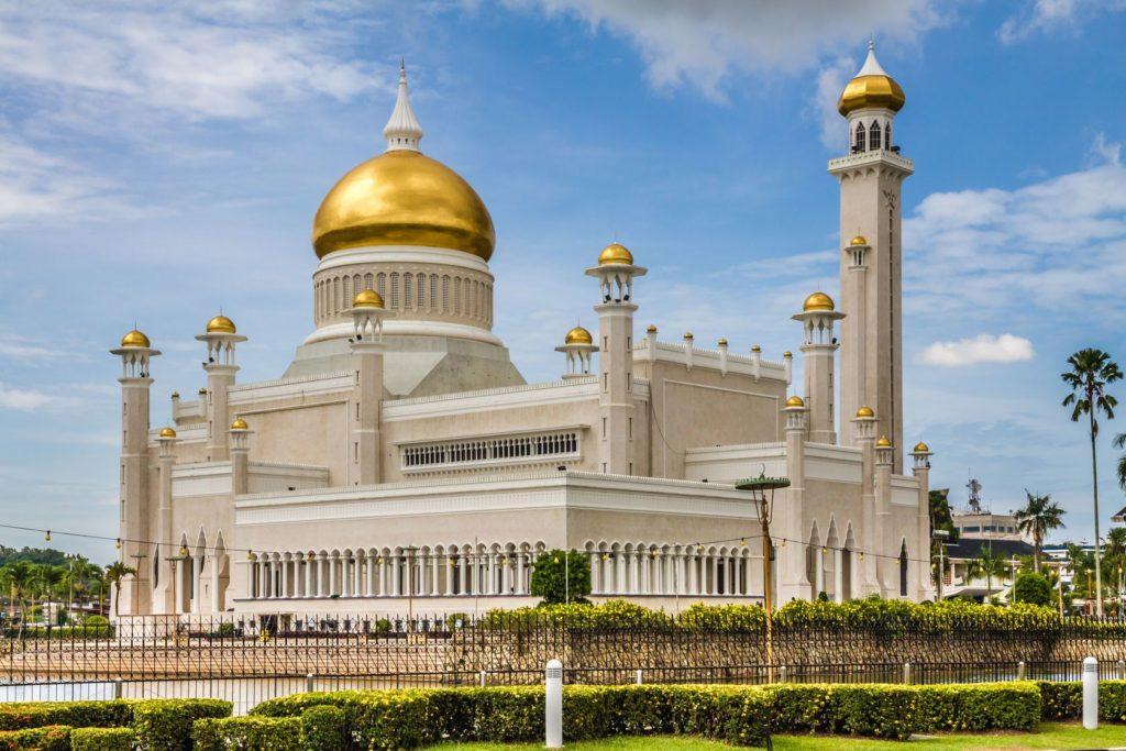 Mešita Omara Aliho Sajfuddína v Bruneji | zmphoto/123RF.com